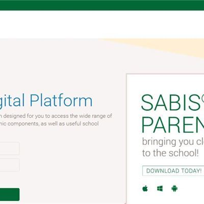 SABIS® Digital Platform