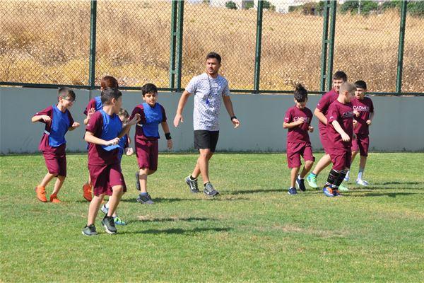 Cadmus Football Games